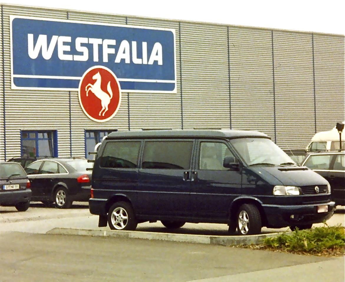 Westfalia Museum | vw camper site