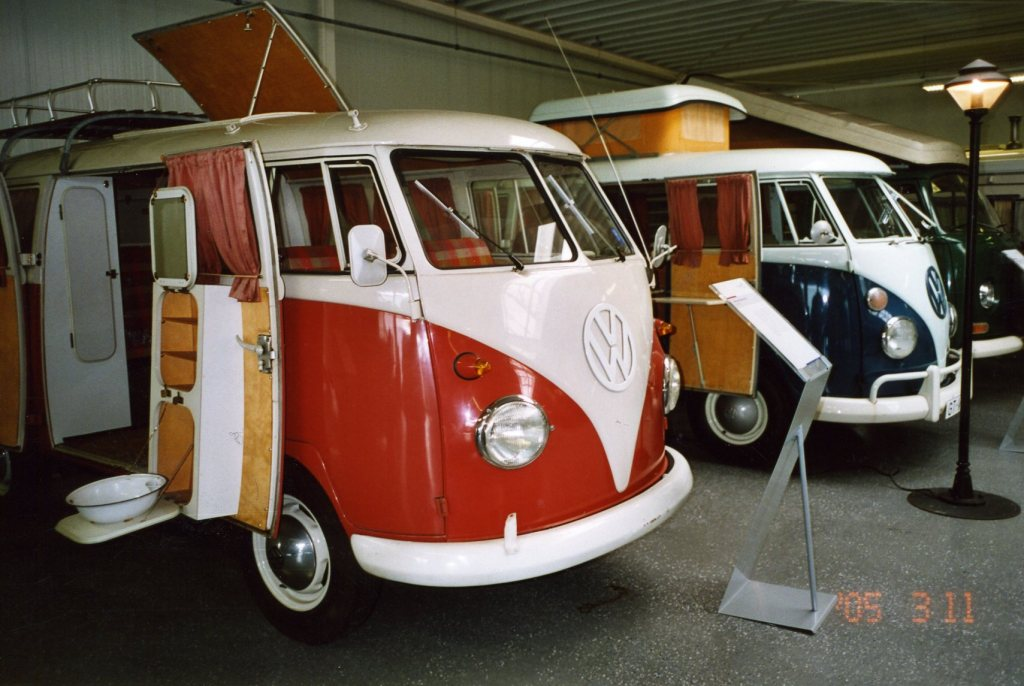 westfalia museum vw camper site. Black Bedroom Furniture Sets. Home Design Ideas