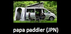 papa paddler