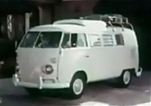 T1 camper commercial