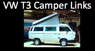 VW T3 Camper Links