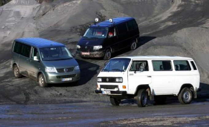 4WD family