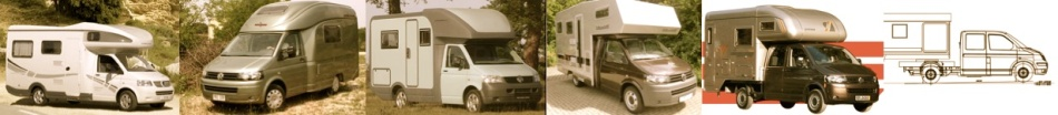 chassis T5 campers