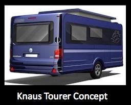 knaus tourer concept
