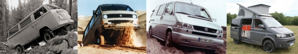 VW syncro 4motion