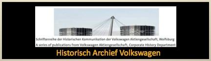 historisch archief VW