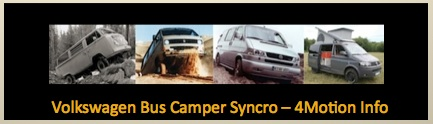 VW BC Syncro 4Motion