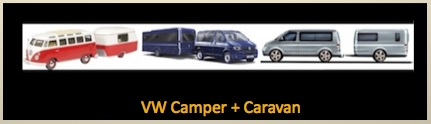 VW Camper + Caravan