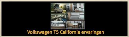 VW T5 Cali ervaringen