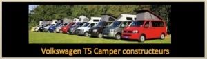 vw T5 camper constructeurs
